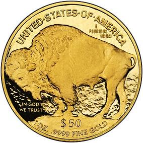 American Buffalo - Gold Coin